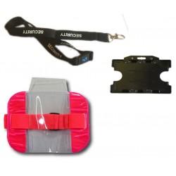 Security Armband Kit - Pink