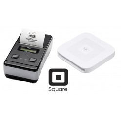Square Card Reader & Printer Bundle