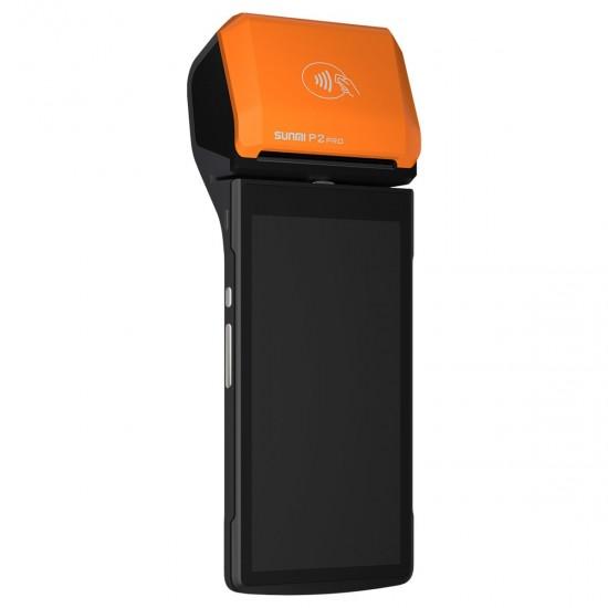 "Sunmi P2 PRO T6920 5.99"" HD Handheld 4G POS Terminal"