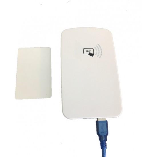 UHF desktop USB card reader
