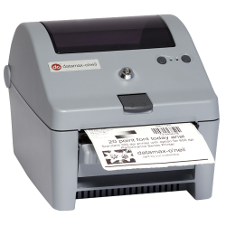 Datamax O'Neil Workstation w1110 Label Printer