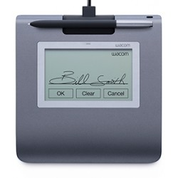 Wacom STU-430 PDF Software Included