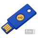 Yubikey U2F USB Dongle