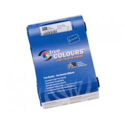 ZEBRA 800017-240 ECO YMCKO PRINTER RIBBON P110I/P120I - 200 PRINTS [R-Z-800017-240]