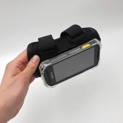 Zebra TC20 / TC25 Protective Bumper Case & Arm Strap Mount