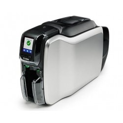 Zebra ZC300 Plastic Card Printer with Ethernet