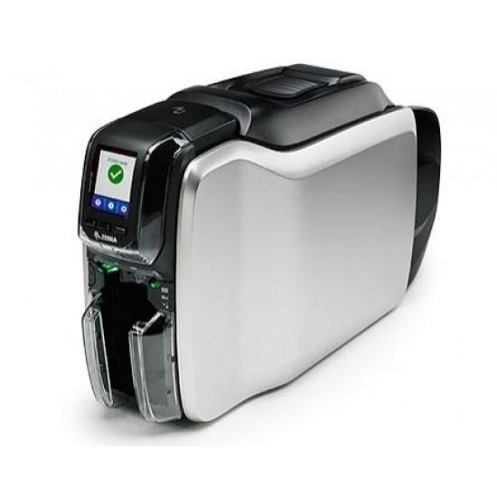 Zebra ZC300 Plastic Card Printer with Ethernet