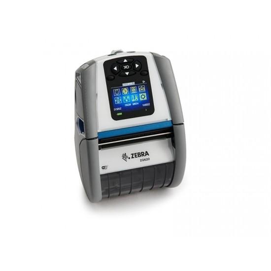 "Zebra ZQ620 - 3"" print width Healthcare mobile label printer (ZQ600 Series)"