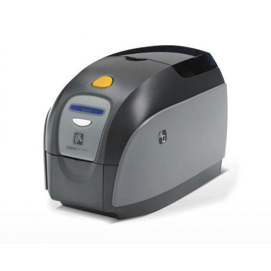 Zebra ZXP Series 1 ID Card Printer (Single-Sided)